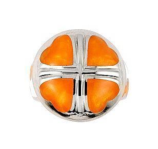 Inel argint cu inimioare stelute si o cruciulita1