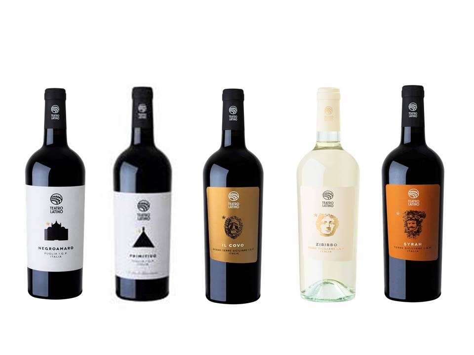 Teatro Latino prezinta: vinurile din Sud Italia