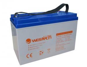 Acumulator GEL 100Ah 12V Westech Solar
