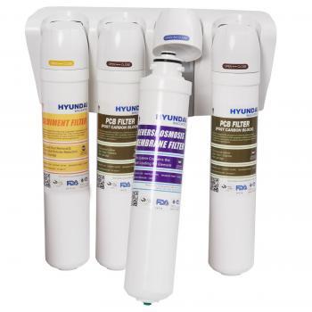 Sistem de filtrare apa cu osmoza inversa Hyundai HQ 7-4F-RO4