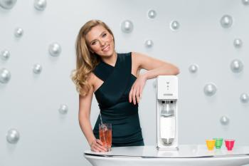 Aparat JET Alb CO2 - SodaStream1