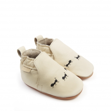 Ants Cream Leather1