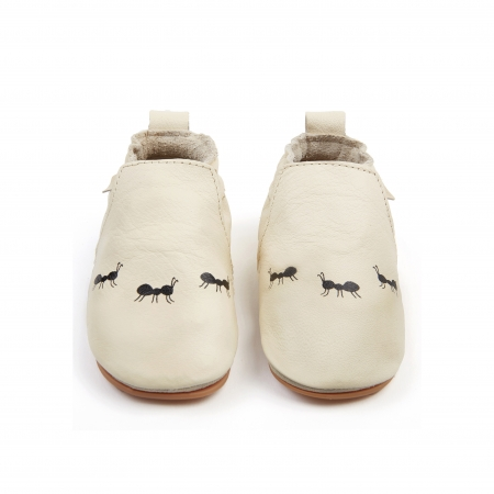 Ants Cream Leather0