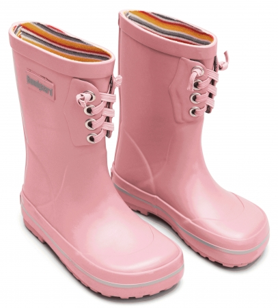 Classic Rubber Boots Old Rose0