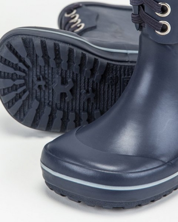 Classic Rubber Boots Warm Navy1