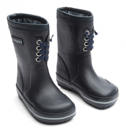 Classic Rubber Boots Warm Navy0