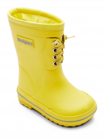 Classic Rubber Boots Warm Yellow