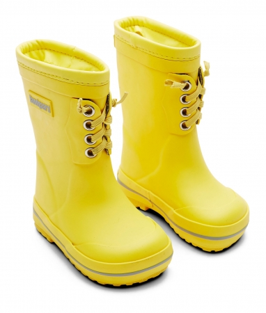 Classic Rubber Boots Warm Yellow0