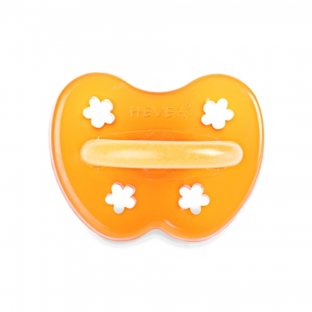 Flower Pacifier 3+ Ortho Natural3