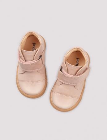 Kicks velcro Soft pink2