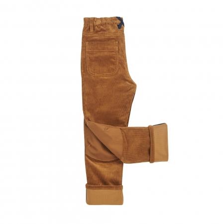 Kuusi functional pants cinnamon1