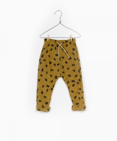 Pantaloni jerseu print0