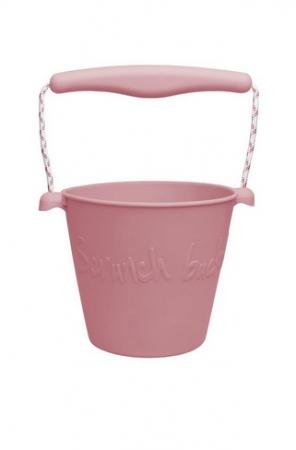 Scrunch bucket Dusty Rose0