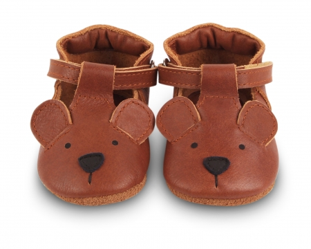Spark velcro brown bear