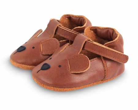 Spark velcro brown bear1