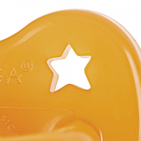 Star&Moon Pacifier Ortho Natural2