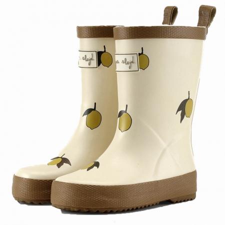 Valken rubber boots LEMON