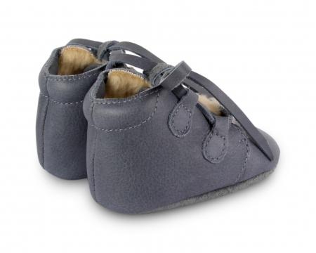 Yoko Lining Grey Pull Up Leather2