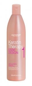 Sampon pentru curatare in profunzime  Alfaparf Lisse Design Kt Deep Cl Shampoo ,500 ml0