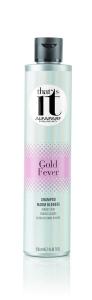 Sampon pentru blond cald Alfaparf Ti Gold Fever ,250 ml