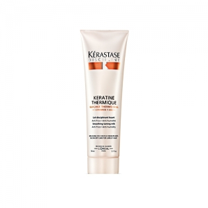 Tratament leave-in pentru netezire cu protectie termica Kerastase Discipline Keratine Thermique, 150 ml