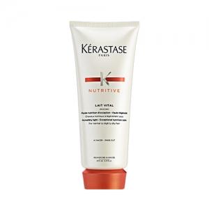 Tratament nutritiv pentru par normal sau uscat Kerastase Nutritive Irisome Lait Vital, 200 ml