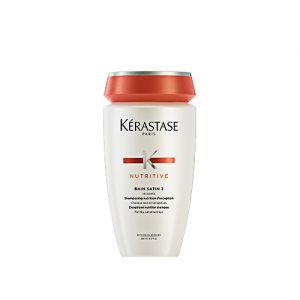 Sampon pentru par uscat Kerastase Nutritive Irisome Bain Satin 2, 250 ml