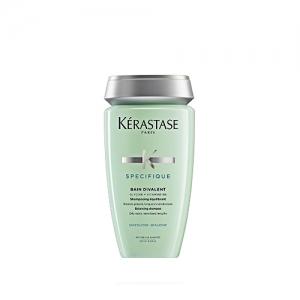 Sampon pentru scalp gras Kerastase Specifique Bain Divalent, 250 ml