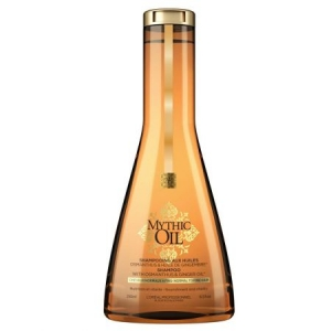 Sampon pentru par cu fir fin-normal L`Oreal Professionnel Mythic Oil, 250 ml1