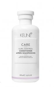 Balsam cu cheratina pentru reactivarea buclelor Keune Care Curl Control, 250 ml