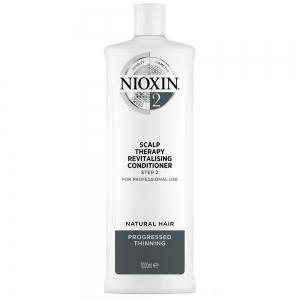 Balsam impotriva caderii parului Nioxin System 2 Scalp Revitaliser, 1000 ml