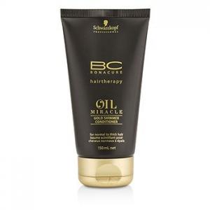 Balsam pentru stralucire Schwarzkopf Bonacure Oil Miracle Gold Shimmer Conditioner, 150 ml1