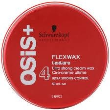 Ceara pentru fixare ultraputernica Schwarzkopf OSIS+ Flexwax 50 ml0