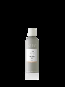 Ceara ultra fina cu pulverizare pentru texturi lejere si coafura definita Keune Style Spray Wax, 200 ml