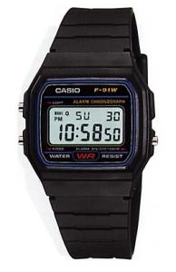 Ceas Casio F-91W-1DG1