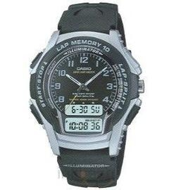 Ceas barbatesc Casio Gear Watch WS-300-1BVSDF