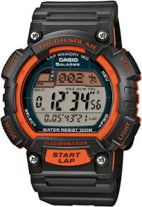 Ceas barbatesc Casio Illuminator Solar Powered STL