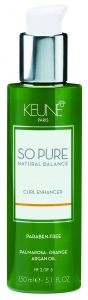 Crema lejera pentru bucle Keune So Pure Styling, 150ml