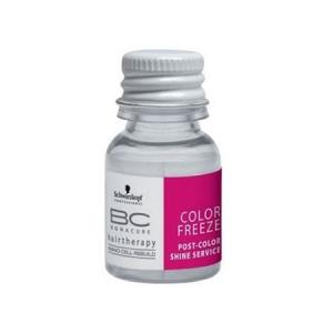 Fiole tratament Schwarzkopf Bonacure Color Freeze Post-Color Shine, 8x10 ml0