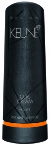 KEUNE Crema pentru redefinirea buclelor, 200 ml