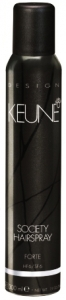 KEUNE Society Hairspray - Lac fixativ forte, 300 ml0
