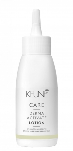 Lotiune anti caderea parului Keune Care Derma Activate, 75 ml