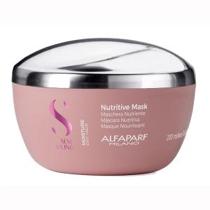 Masca pentru hidratare fara sulfati Alfaparf Semi di Lino Moisture Nutritive Mask, 200 ml