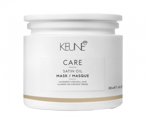 Masca pentru par degradat Keune Care Satin , 200 ml