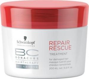 Masca tratament reparator Schwarzkopf Bonacure Repair Rescue 200 ml