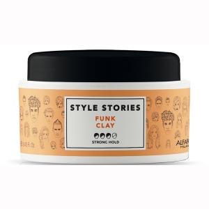Pasta de par mata Alfaparf Style Stories Funk Clay, 100 ml0