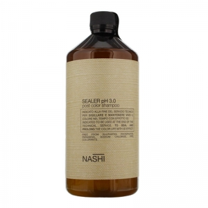 Sampon hidratant pentru toate tipurile de par cu ulei de argan Nashi Argan, 1000 ml