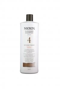 Sampon impotriva caderii parului Nioxin System 4 Cleanser, 1000 ml