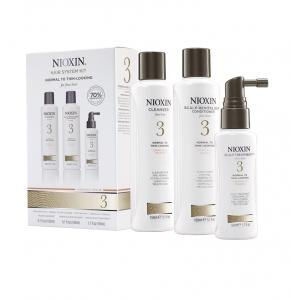 Maxi set impotriva caderii parului Nioxin System 3, 300+300+100ml1
