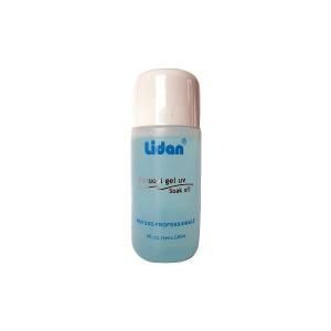 Solutie indepartare gel si oja semipermanenta Remover Gel & Soak Off Lidan